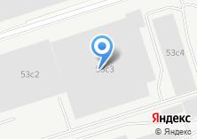 Компания «Технокредо» на карте