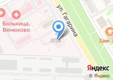 Компания «Чеховская районная больница №2» на карте