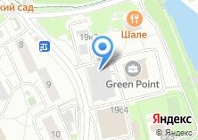 Компания «Аудит-Технолоджи» на карте