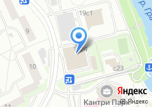 Компания «Ферронордик Машины» на карте