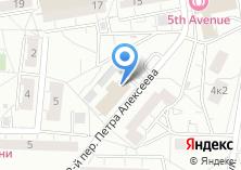 Компания «Архибилд» на карте