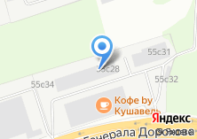 Компания «Proff Complekt» на карте