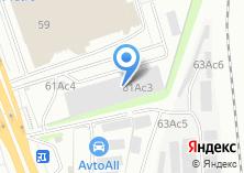 Компания «Пласт-Трейд» на карте