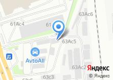Компания «БалтСтройМеханизация-М» на карте