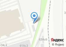 Компания «Мосантик» на карте