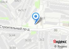 Компания «Avtochery.ru» на карте