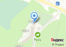 Компания «Юнипром» на карте