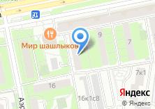 Компания «СЭЛМОНТ-РК» на карте