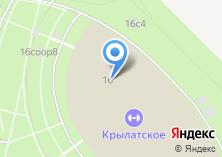 Компания «Динамо-Москва» на карте