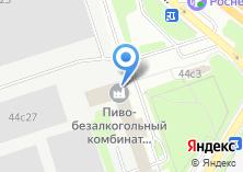 Компания «Flymebel.ru» на карте