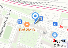 Компания «О» на карте