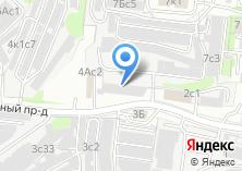 Компания «Авто Гвард» на карте