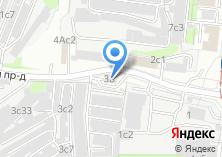 Компания «Аэросервис» на карте