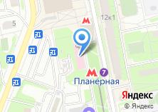 Компания «Городская поликлиника №151» на карте