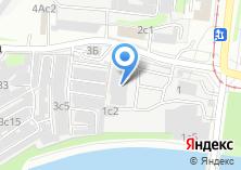 Компания «АВТОПРОЕКТ» на карте