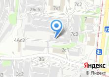 Компания «СпецАвтоСистемы» на карте