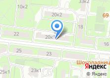 Компания «Мира Клиник» на карте