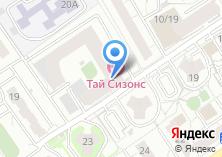 Компания «WEB-RUSSIA» на карте