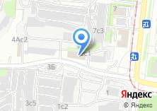 Компания «SBS AUTO» на карте