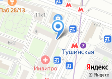 Компания «Московское сервисное агентство» на карте