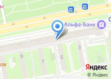 Компания «24Mac» на карте