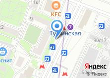 Компания «Магазин молочной продукции на Стратонавтов проезде» на карте