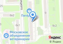 Компания «Листра» на карте