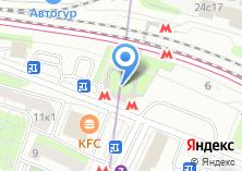 Компания «Станция Тушинская» на карте