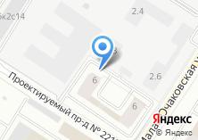Компания «Ремонтная мастерская стартеров и генераторов» на карте