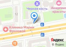 Компания «Связь-сертификат» на карте