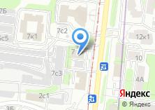 Компания «Юалис» на карте