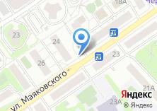 Компания «Продуктовый магазин на ул. Маяковского» на карте