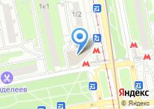 Компания «Сервис-бит» на карте