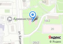 Компания «Медсанчасть №58» на карте
