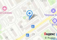 Компания «Шейде-арт» на карте