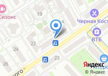 Компания «ФОРСКОПМ» на карте
