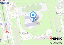 Компания «Средняя общеобразовательная школа №769» на карте