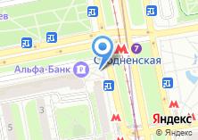 Компания «Магазин цветов на Сходненской» на карте
