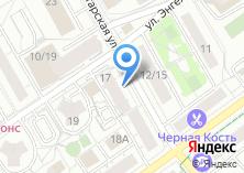 Компания «Нотариус Мамедова И.С» на карте
