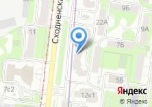 Компания «Quke.ru» на карте
