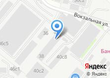 Компания «РоссЛоджистик» на карте