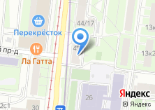 Компания «Вэлтия» на карте