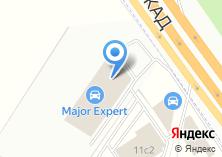 Компания «ATI» на карте