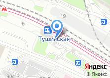 Компания «Русские Автобусные Линии» на карте
