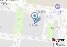 Компания «Бест Экспо+» на карте