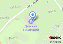 Компания «Детский кардиоревматологический санаторий №42» на карте
