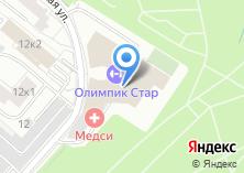 Компания «Олимпик Стар» на карте