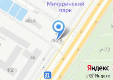 Компания «АТЦ Мичуринский» на карте