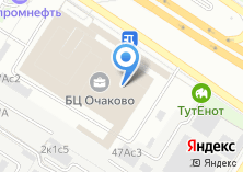 Компания «СпортПромСтрой» на карте