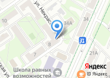Компания «Severparts.ru» на карте